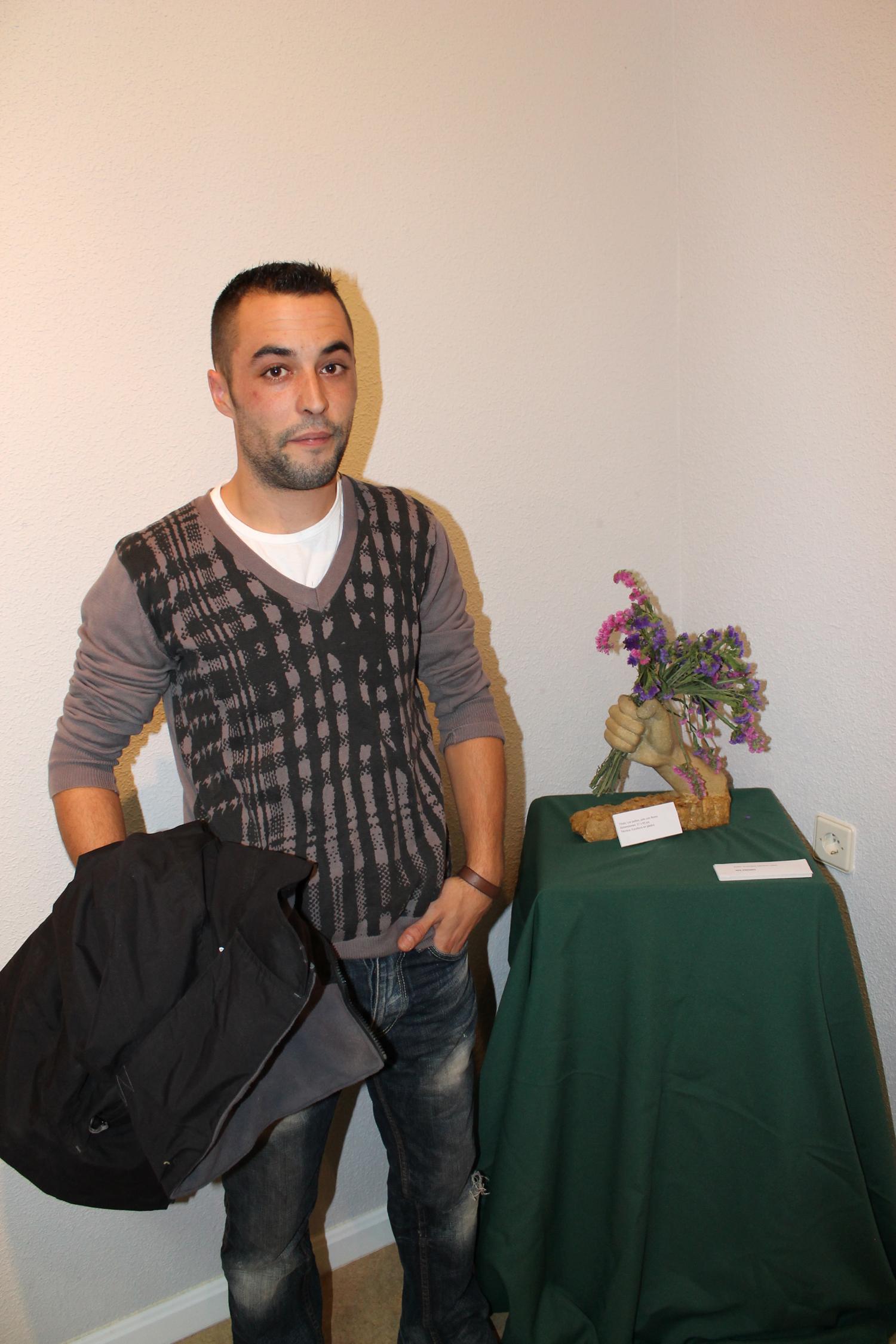 Tercer premio fue para Francisco Sánchez López