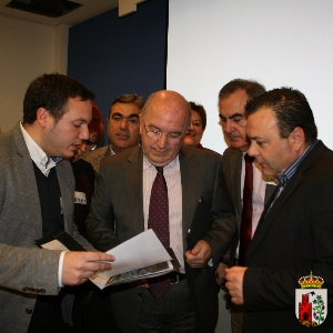 Alcalde de Calasparra en Bruselas