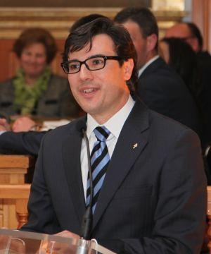 Angel Luis Navarro de Gea, Cristiano del Año 2013