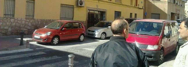 Panorámica de la calle donde han ocurrido los hechos. | J.C.M.