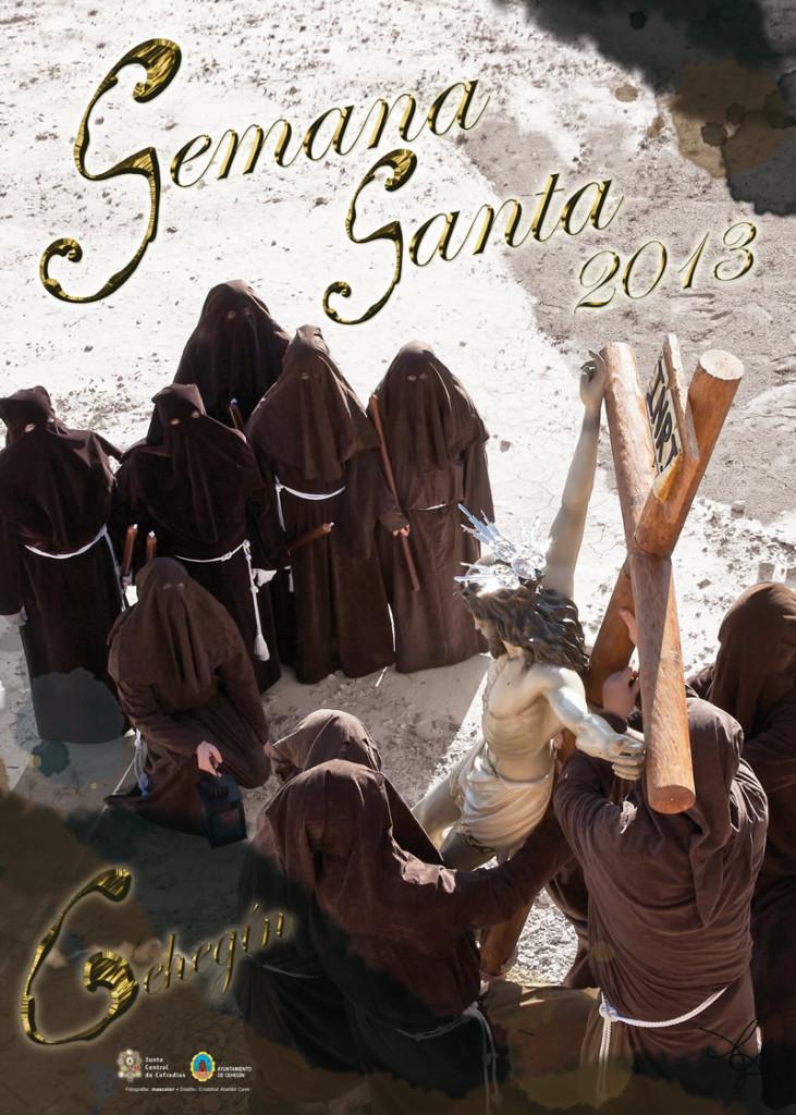 Cartel de la Semana Santa de Cehegín 2013