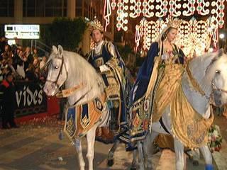 Reyes de Cristianos de Caravaca