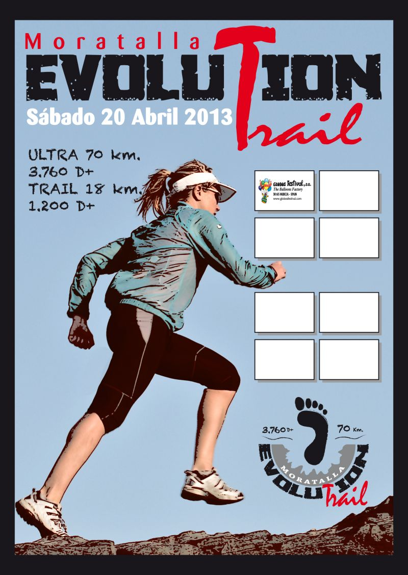 Cartel Evolution Trail Moratalla