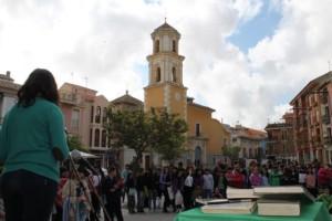 Bullas celebra el Día del Libro