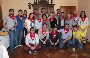 EncuentroTuiteros en Caravaca