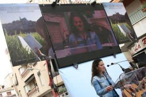 Lecturas acto de clausura actividades Día del Libro en Cehegín
