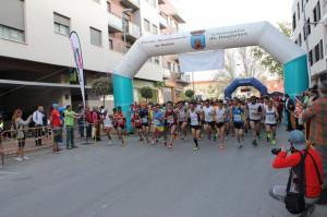 "II Media Maratón ""Ruta del Vino"""