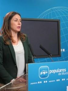 Laura Muñoz PP de Murcia