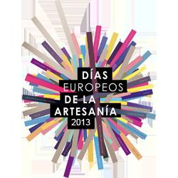 Logo Días Europeos de la Artesanía 2013
