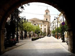 Plaza del Arco Caravaca de la Cruz
