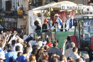 Bando de la Huerta Murcia 2013