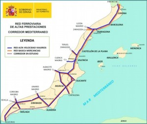 Corredor Mediterráneo