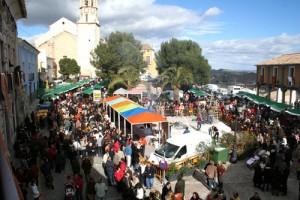 Mercadillo Artesanal 'El Mesoncico' de Cehegín