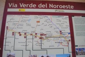 Vía Verde del Noroeste de Murcia