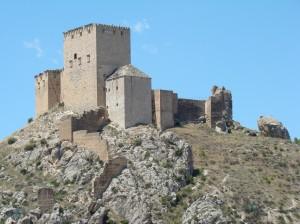 Castillo de Mula vista este