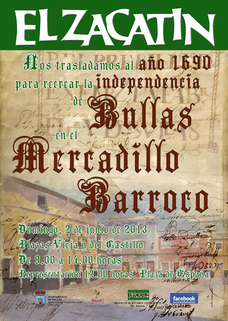 El Zacatin Barroco