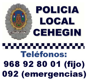 Policia Local Cehegín