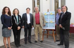 Presentación curso sobre el Vino Universidad Internacional del Mar