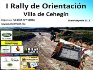 Rally Villa Cehegín