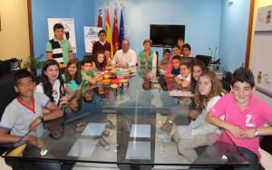 'Visita Una Empresa En Mi Escuela' Caravaca