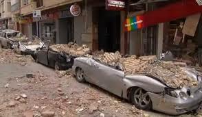Foto de archivo ::Terremoto Lorca::