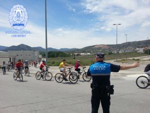 Marcha Ciclista Infantil-Policia Cehegín