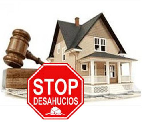 Logotipo de STOP Desahucios
