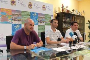 Antonio Martinez, Emilio Perez, Pepe Tudela