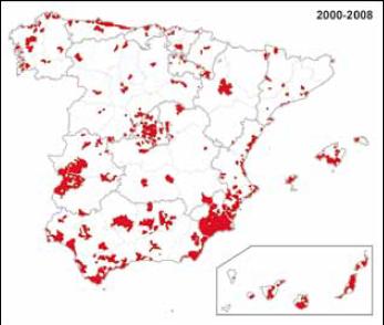 Mapa de la Corrupción en España