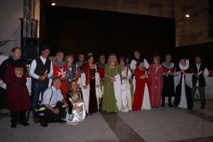 Este fin de semana en Calasparra Sancho IV volvió a donar la Villa