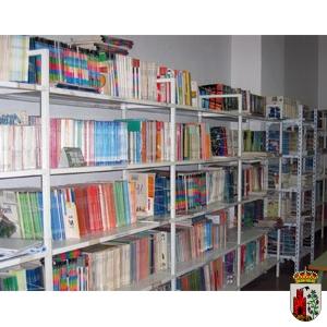 Banco libros de texto Calasparra