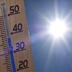 La comarca en alerta amarilla por altas temperaturas de hasta 36º