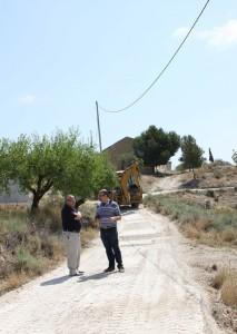 Arreglo Caminos Rurales Caravaca
