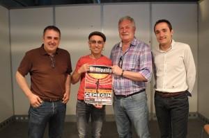 Fito & Fitipaldis actuará en Cehegín el 13 de septiembre