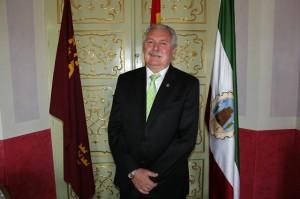 José Soria, Alcalde de Cehegín