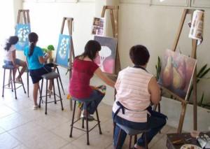 Foto archivo :::I Concurso de Arte para la Igualdad y la no Violencia de Género:::