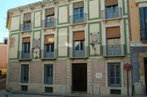 Hospital de la Real Piedad, Cehegín