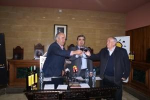 Presentación Vino D.O. Bullas en Calasparra