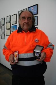 José Moya, Coordinador de Protección Civil en Cehegín