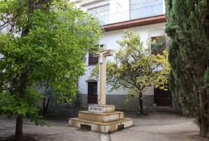 Patio Convento San José