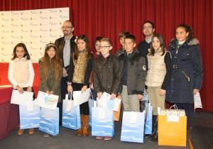 Ganadores Premios Aqualia
