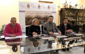 Presentacion X Mercado Medieval de Caravaca de la Cruz