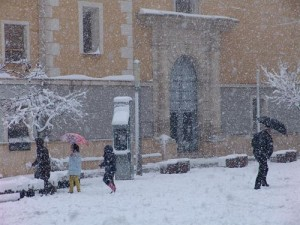 Foto de Archivo :::Nieve en Bullas:::