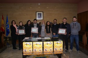 Entrega de Premios Ganadores Ruta de la Tapa 2013 de Calasparra