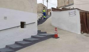 Obras Barrio Nuevo Centro
