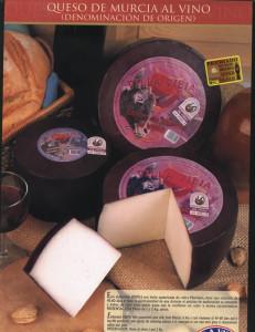 Queso al vino de Quesería Villa Vieja