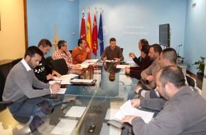 Reunion Coordinacion Dispotivos Mercado Medieval
