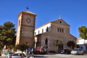 Iglesia de Cañada de la Cruz