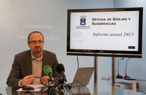 Salvador Gómez, Concejal Desarrollo Urbano