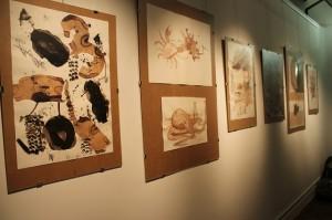 Exposición en el Museo del Vino